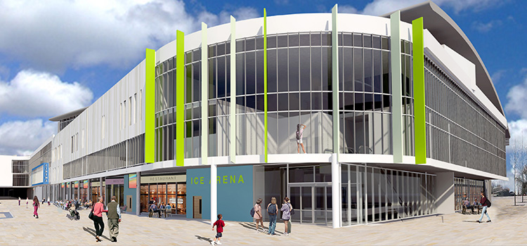 Odeon Plans New Isense Cinema For Higher Home Park Site