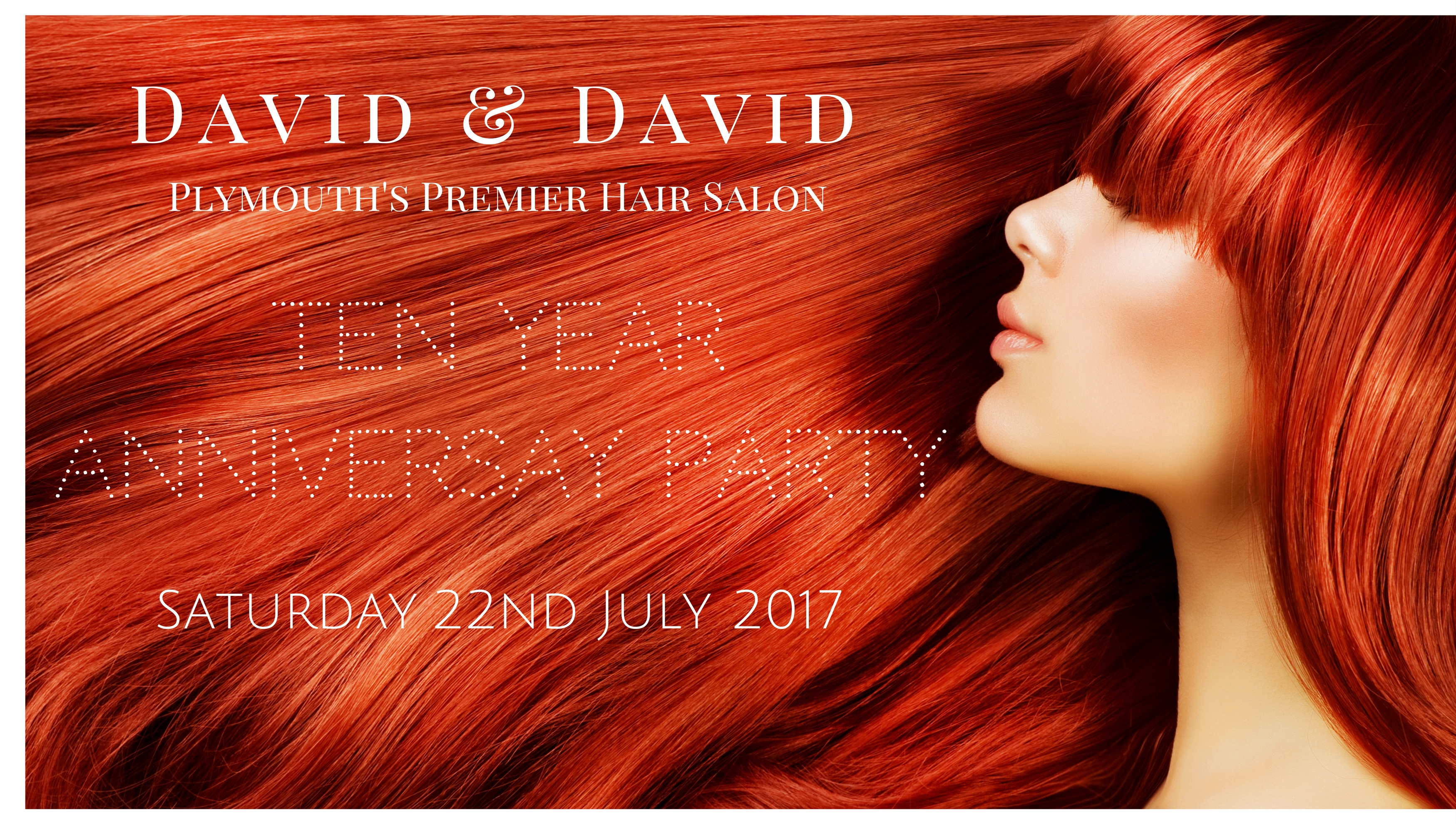 Plymouth's Premier Hair Salon Celebrates a Decade of