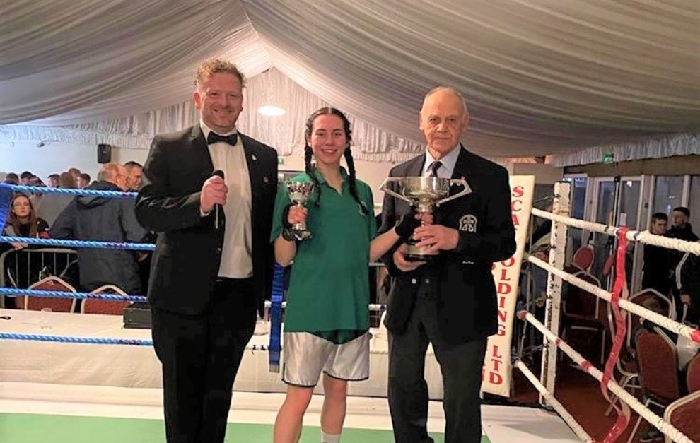 Devonport Boxing Club in fighting form thanks to new funding