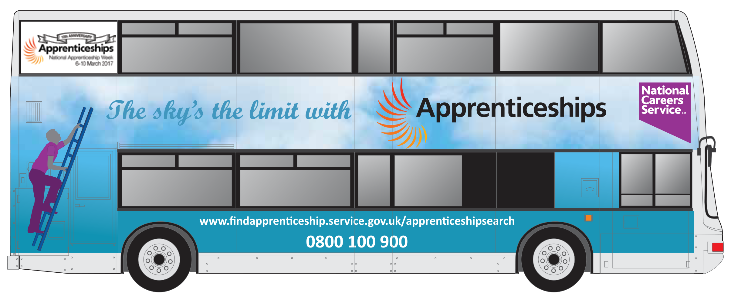 apprenticeship bus roadshow comes to plymouth the plymouth daily