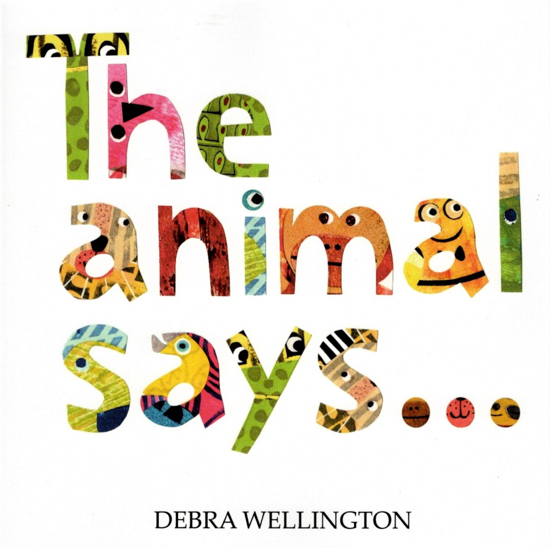 The animal says...