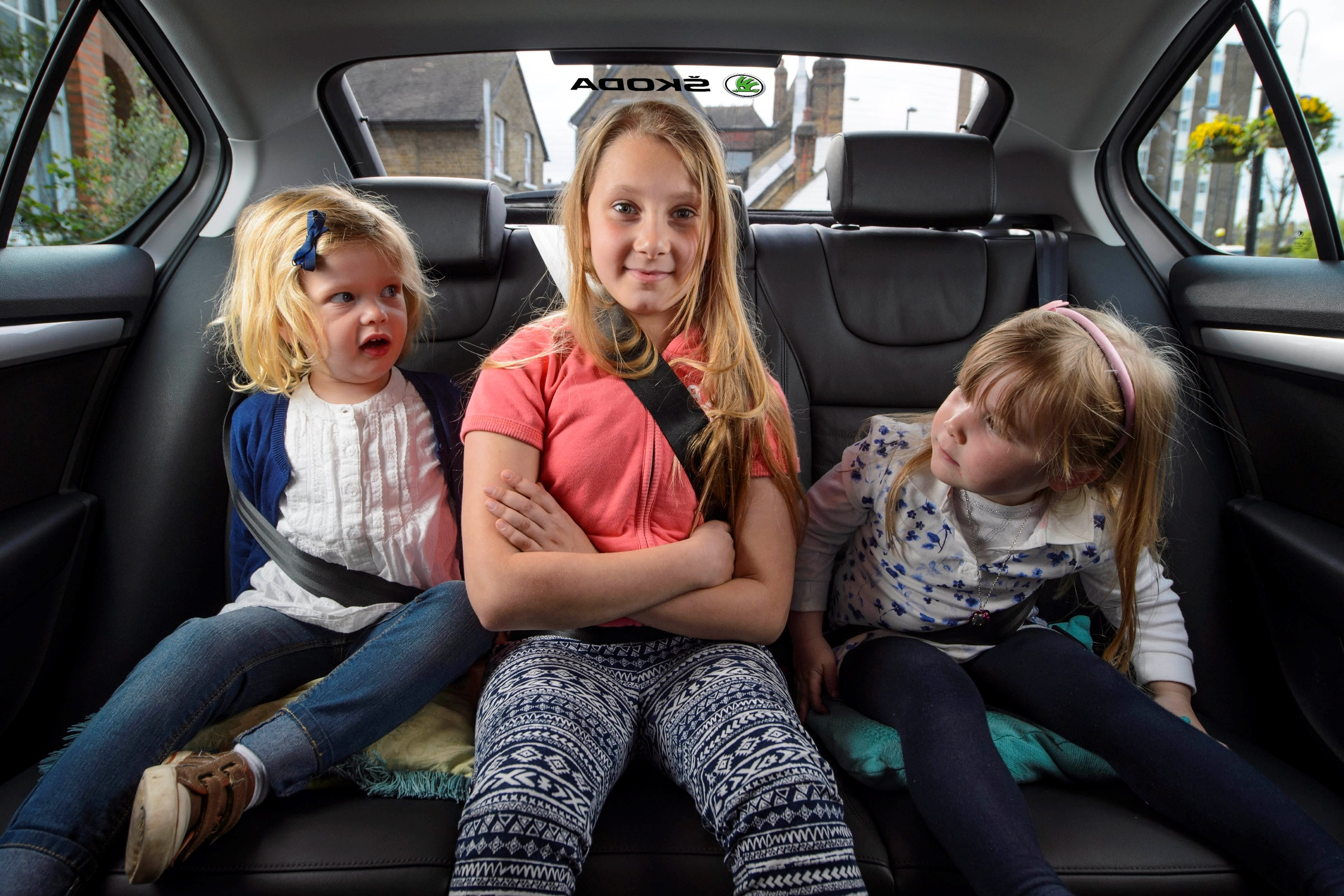 Being A Middle Seat Child Can Spell Success In Later Life