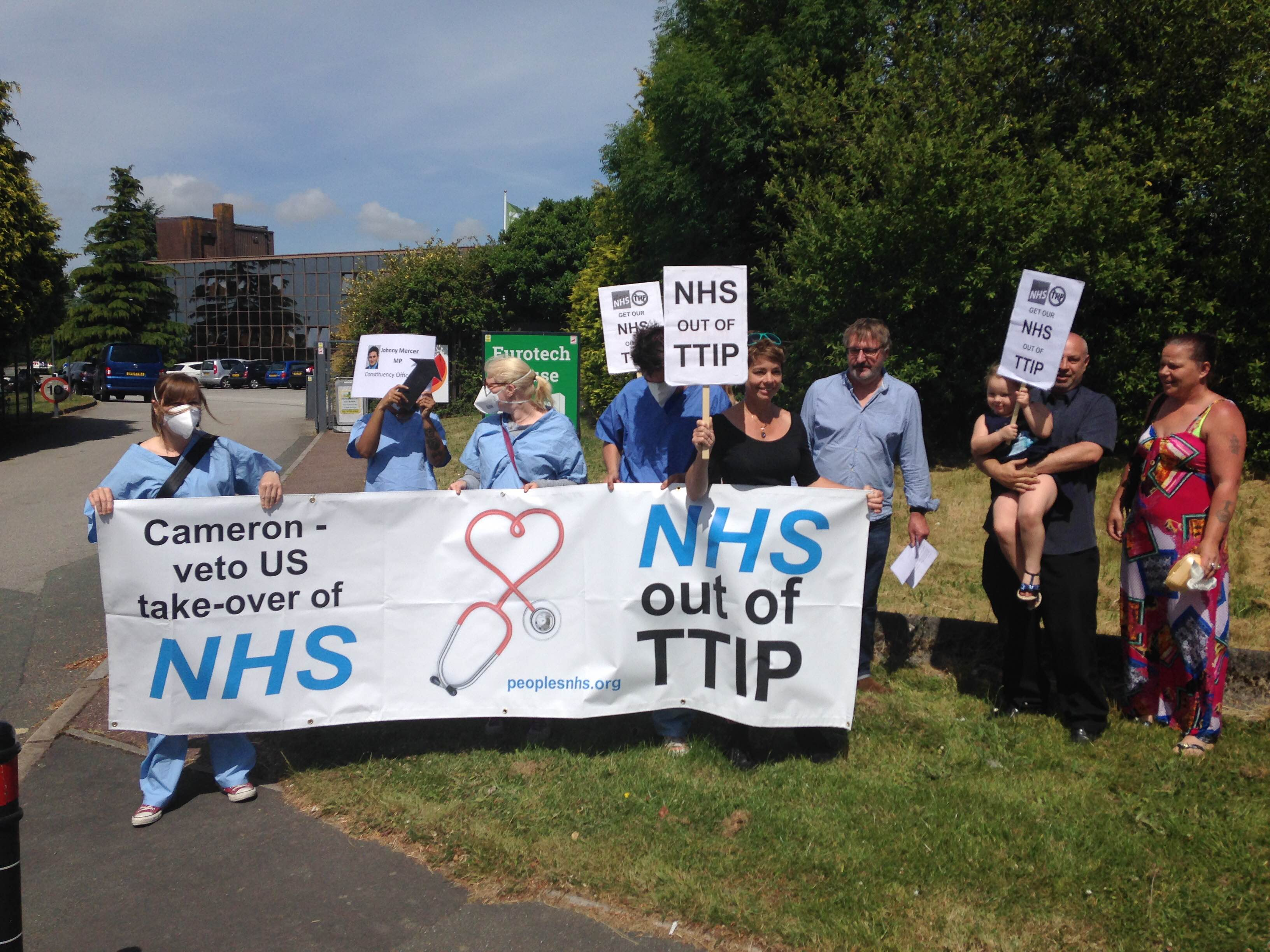a steepl analysis of the national health care trust nhs hospitals Nhs rationing 'is denying patients care' as cash crisis deepens  patients are being denied mental health care,  the findings come after a national audit office report found that one in four .