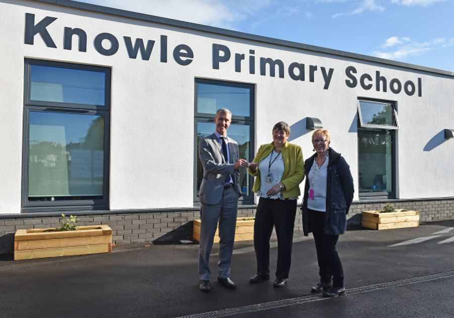 New School Year Means New School For Plymouth The