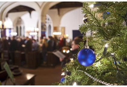 Plymouth University Carols By Candlelight The Plymouth Daily