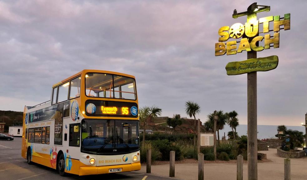 Stagecoach, Big Beach Bus