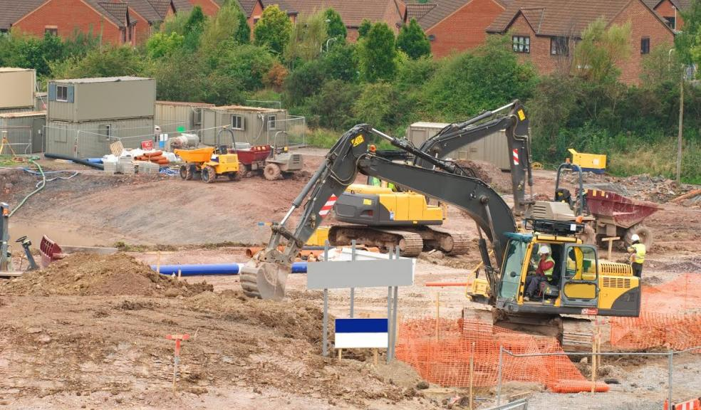 Digging up Devon's fields for new homes