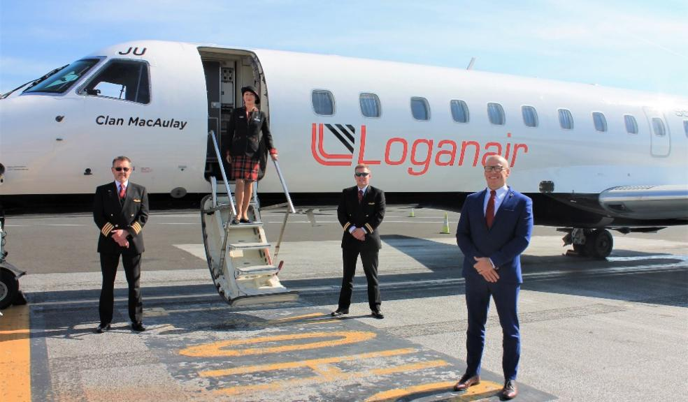 exeter Airport, Logal Air