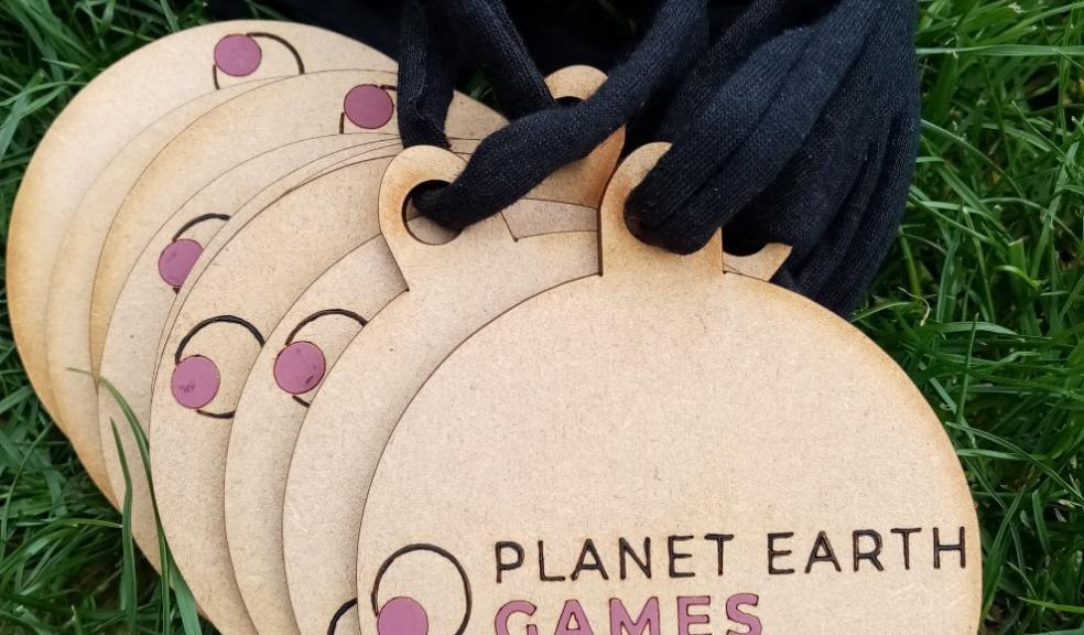 Planet Earth Games