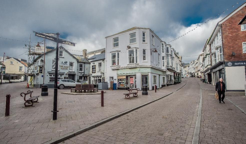 More than £62m in grants paid to help East Devon businesses