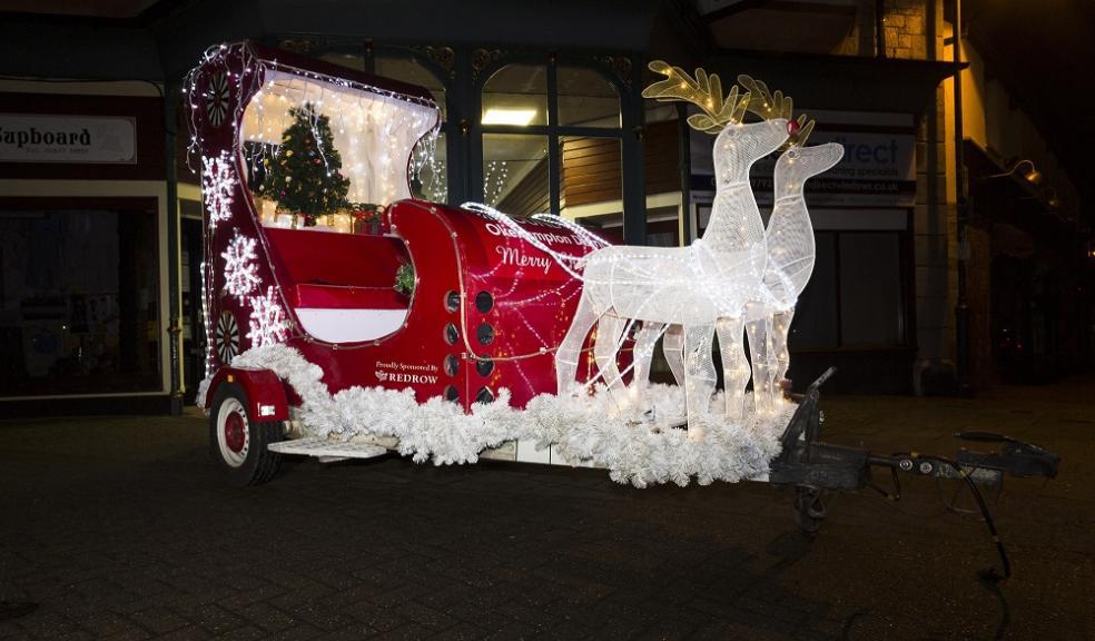 Christmas Santa's Sleigh