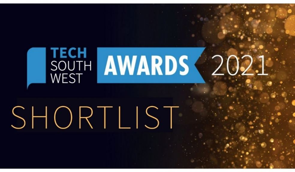Tech South West Awards poster