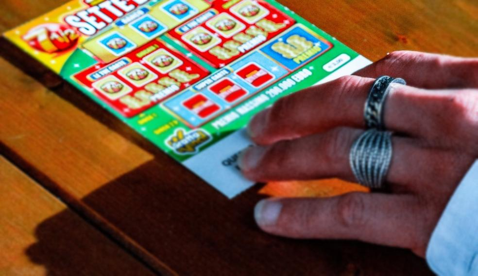 Should shopkeepers in Devon move away from selling scratch cards?