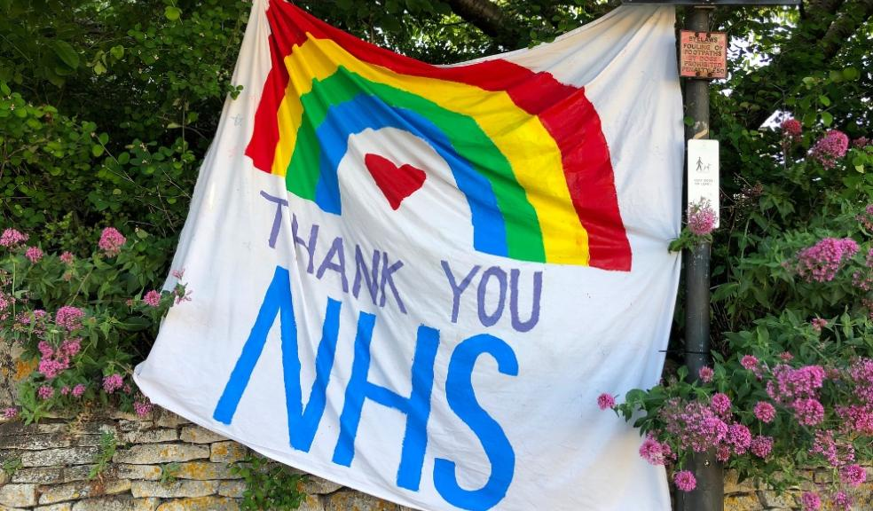 Send your personal thanks to the NHS and your message could end up on a touring art installation