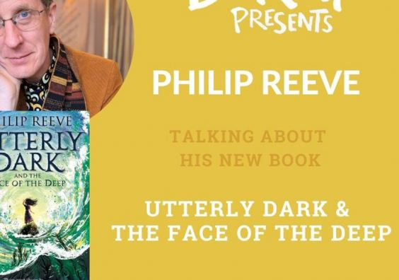 The Bookery Present: Philip Reeve - Utterly Dark & the Face of the Deep