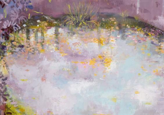 Teresa Pemberton : Aeonium Lake