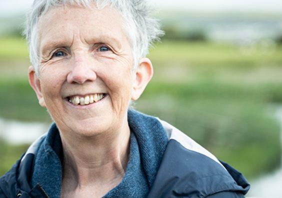 Devon author Ann Cleeves