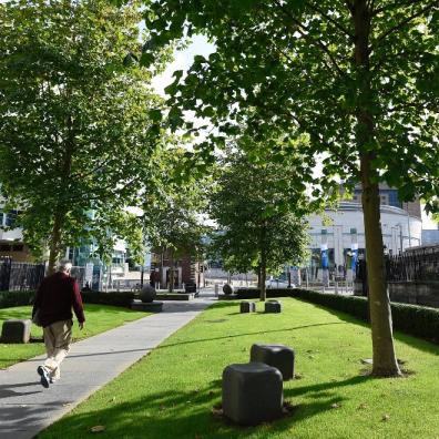 Councils share £600Kcash boost toplant trees in the heart of communitiesin the South west