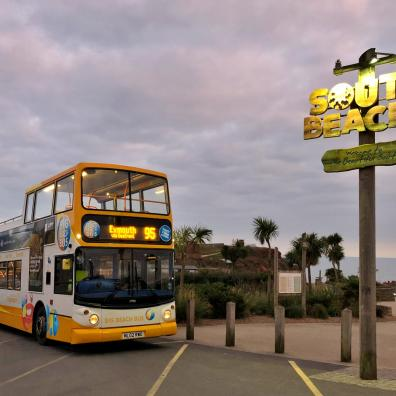 Stagecoach, Big Beach Bus