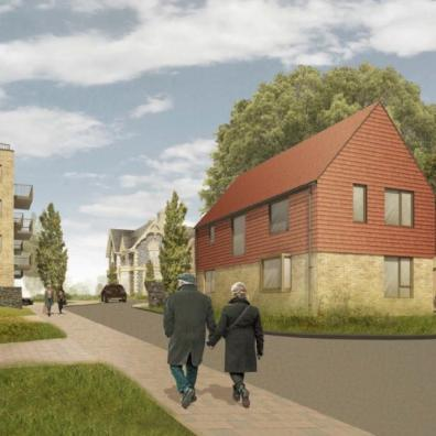 Acorn Property Group has been granted planning consent for new homes on former Rolle College site