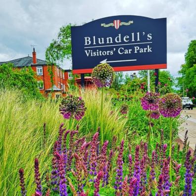 Blundells turns over new leaf with new grounds equipment