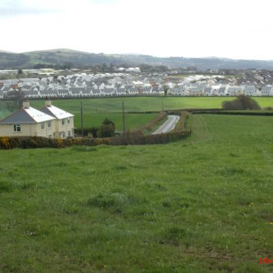 Devon CPRE - new homes on green fields in Okehampton, Devon