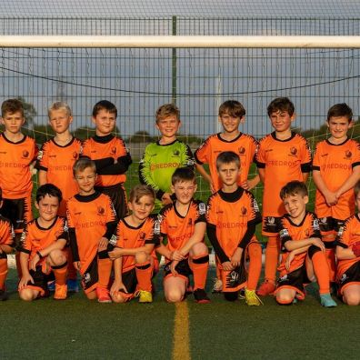 Broadclyst Football Club Under 6's