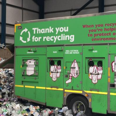 Recycling by East Devon residents is tenth best in country, DEFRA reveals