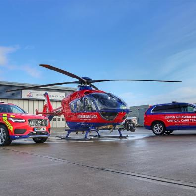 Devon Air Ambulance Trust, DAAT