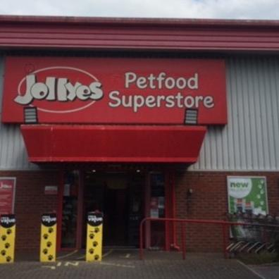 Jollyes celebrates makeover at Plymouth store