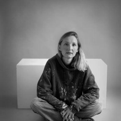 Landscape artist Kath Hadden