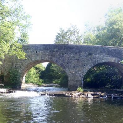 Chudleigh Knighton bridge