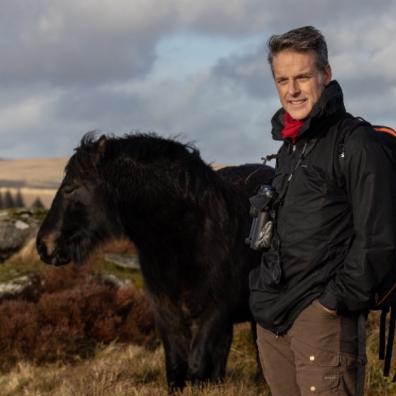 Nick Baker, Dartmoor Pony Heritage Trust