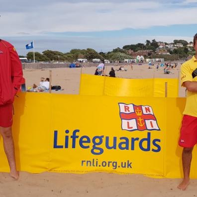 RNLI lifeguards to provide Easter cover on Exmouth beach