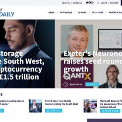 New tech news website for the South West launches