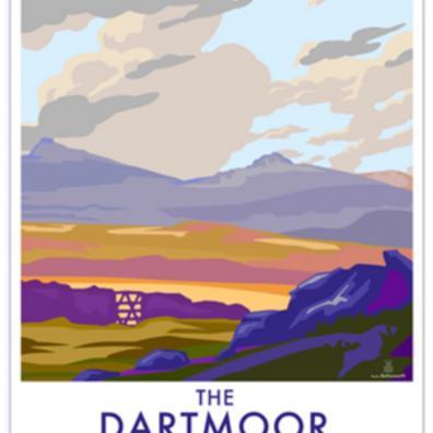 Devon Artist in Partnership with Re-opening of The Dartmoor Line
