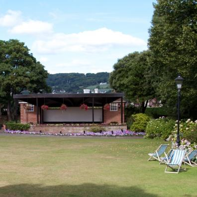 Connaught Gardens, Sidmouth