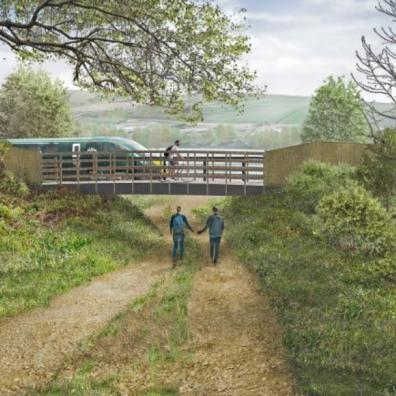 Planning application submitted for next section of Teign Estuary Trail