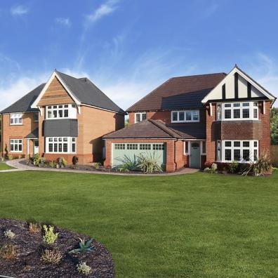 show homes at redrows the copse dawlish