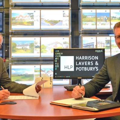 Harrison-Lavers & Potbury's, Sidmouth