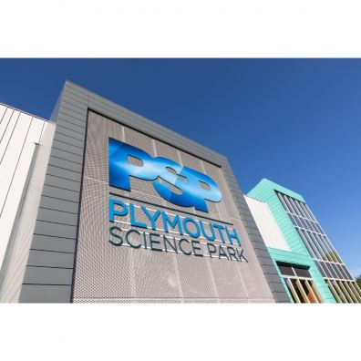 Plymouth Science Park buliding.