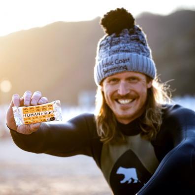 Jurassic Coast swim inspires beach clean-up campaign
